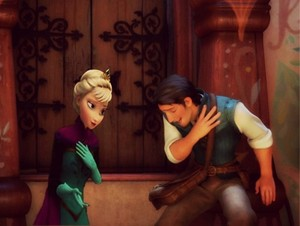 A Lady Always Curtsies and a Gentleman Always Bows