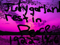 judy garland rest in peace  - the-wizard-of-oz fan art