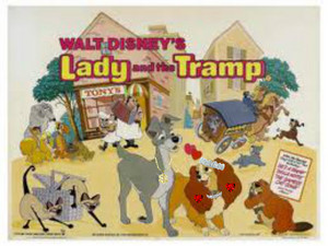 Lady And The Tramp Disney S Lady And The Tramp Photo 23371222 Fanpop