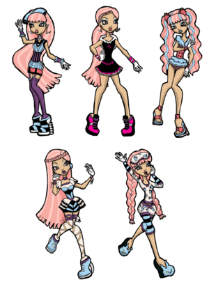 grace reaper outfits