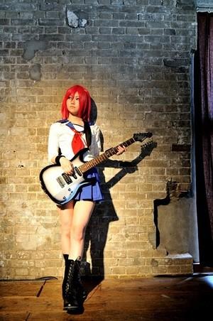 Fender chitarra girl