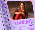 waow - madhuri-dixit fan art