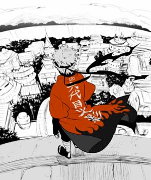 Naruto Uzma.