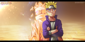 *Ashura / Naruto*