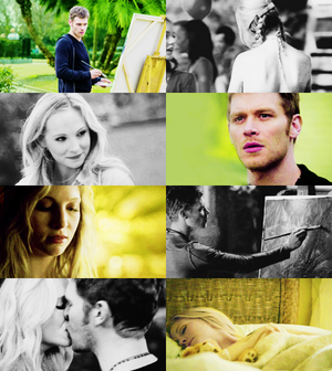 """""""Caroline? Caroline, you're alive? """""""