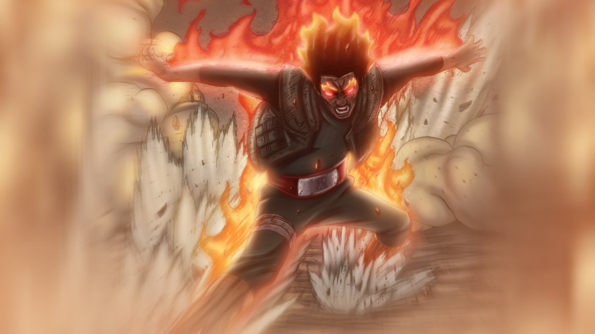*Gai The Red Beast*