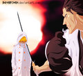 *Guremi v/s Zaraki* - bleach-anime photo