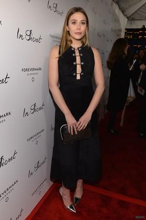 'In Secret' Los Angeles Premiere (February 7, 2014)
