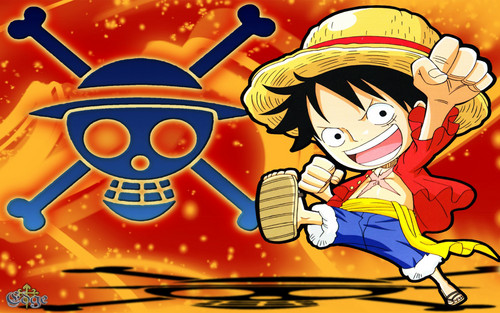 Monkey D. Luffy fond d'écran with animé entitled ****Luffy****