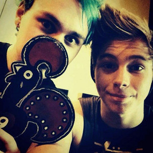 Luke and Michael