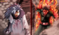 *Madara v/s Gai* - madara-uchiha photo