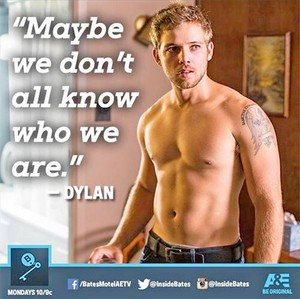 """""""Maybe we don´t all know who we are."""""""