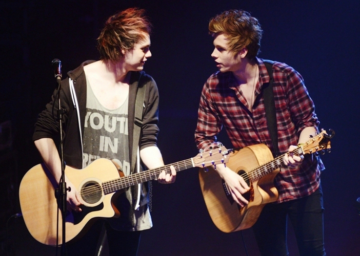 Michael clifford michael and luke
