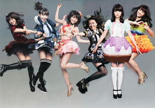 大島優子 Wallpaper: Oshima Yuko Images 「Monthly AKB48 Group News」 Mar. 2014 HD Wallpaper And