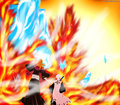 *Rangiku / Toshiro* - bleach-anime photo