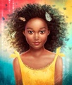 ● ● Rue ● ● - the-hunger-games fan art