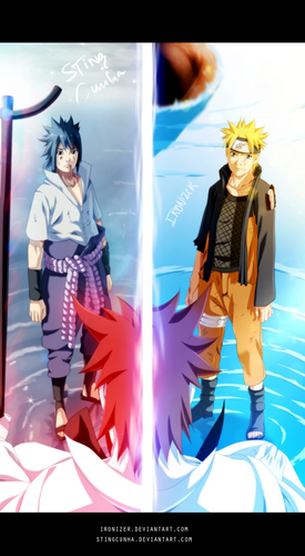 Naruto Shippuuden wallpaper probably containing anime called *Sasuke/Hagoromo/Naruto*