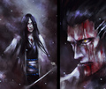 *Unohana v/s Zaraki* - bleach-anime photo