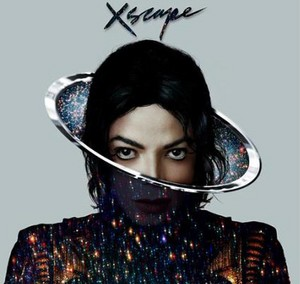 """XSCAPE"" - the cover of MJ's new album"