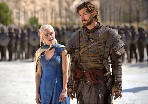 Game of Thrones images Daenerys Targaryen & Daario Naharis ... Daario Naharis Daenerys