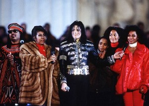 1993 Pre-Inauguration Gala For Bill Clinton