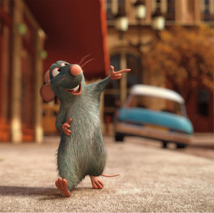 "2007 Computer-Animated Disney Cartoon, "":Rataouille"""