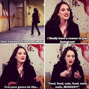 2broke girls Max quote