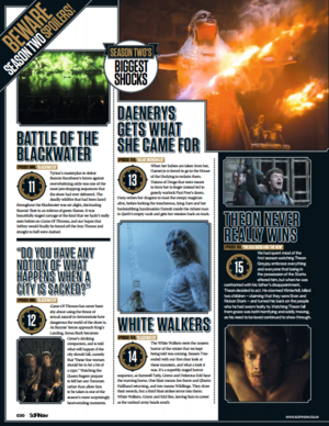 30 most shocking moments in Game of Thrones