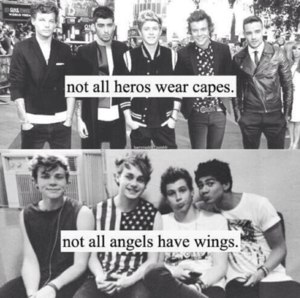 5sos and One Direction