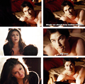 5x17 ♥ Delena - damon-and-elena fan art