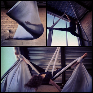 A is for Acrobat