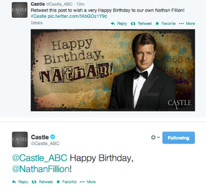 ABC's twitter(March,2014)