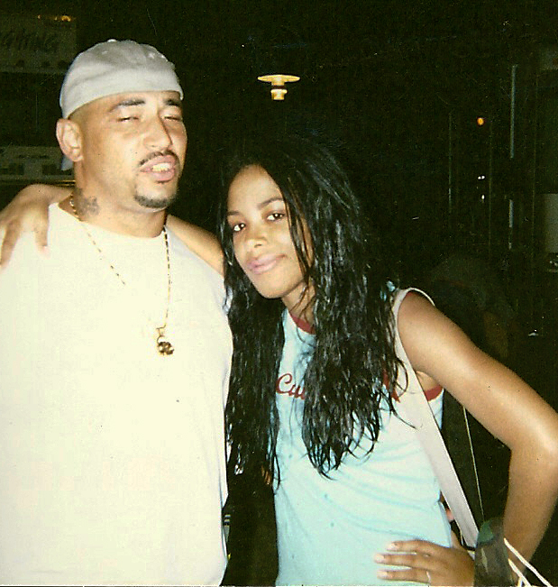 Aaliyah Shooting Rock The Boat Aaliyah Photo 36872764 Fanpop