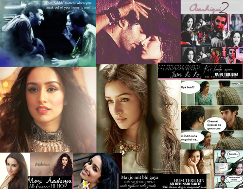 Aashiqui 2 wallpaper possibly containing a sign and a newspaper called Aashiqui 2