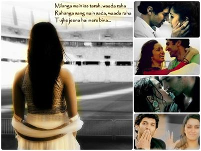Aashiqui 2 wallpaper with a portrait entitled Aashiqui 2