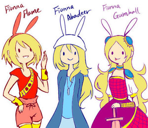 Fionna's options