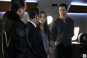 Agents of S.H.I.E.L.D. 1X16 End of the Beginning Promotional Pictures