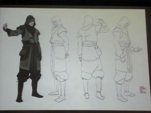Amon Concept art