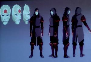 Amon - Final design
