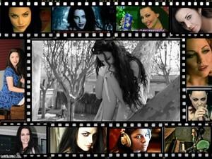 Amy Lee collage made door me!