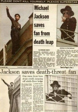 An Artikel Pertaining To Michael Jackson