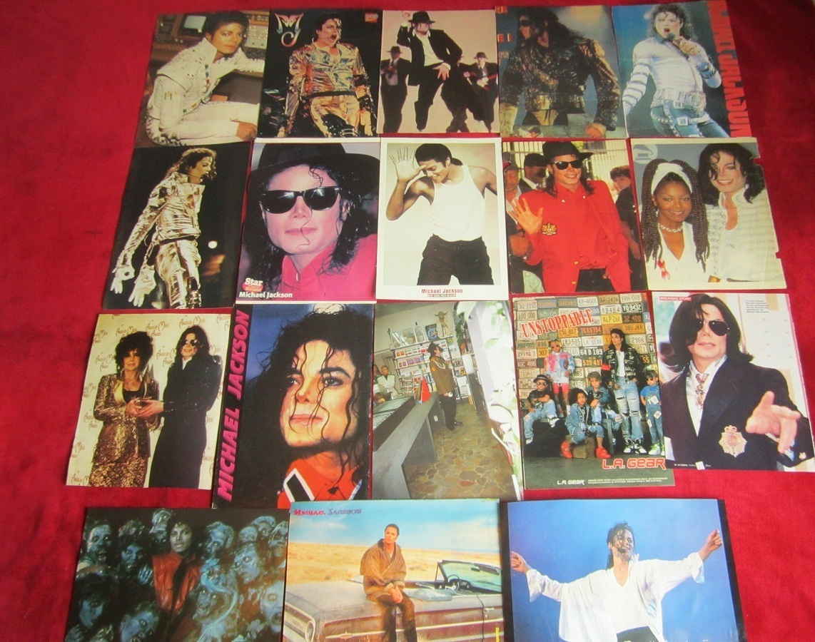 An Assortment Of foto's Pertaining To Michael