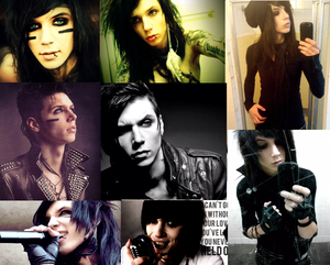 Andy Sixx door Me