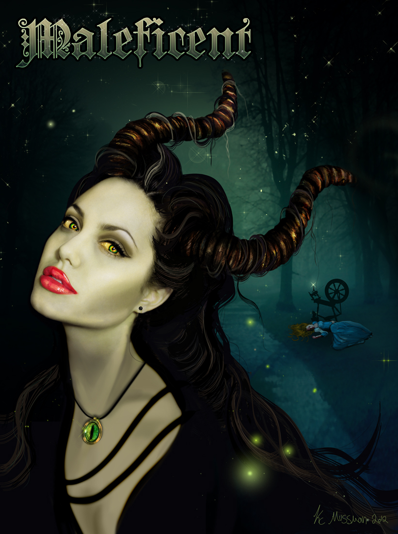 Maleficent In Angelina Jolie Wallpapers Wallpapers Heroes
