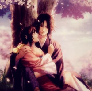 ♥Chizuru x Hijikata→'LOVE'♥
