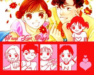 ♥Tsukasa x Tsukushi→'LOVE'♥