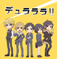 Durarara!!        - anime fan art