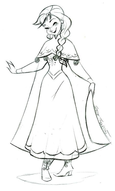 Anna sketch