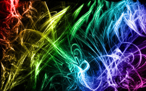 Neon 虹 壁紙