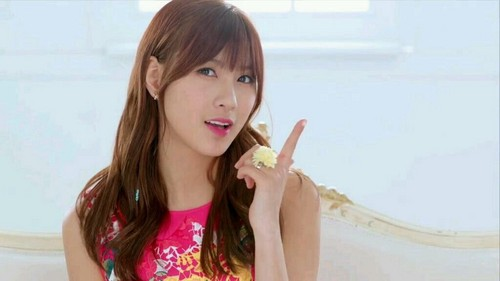 Korea Girls Group A Pink wallpaper with a portrait called Apink's Comeback Teaser - Hayoung